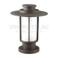 Уличный светильник на столб MITO 4047/1B ODEON LIGHT