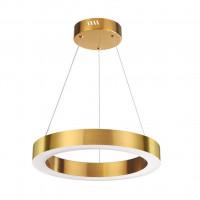 Подвесная светодиодная люстра BRIZZI 3885/25LG Odeon Light
