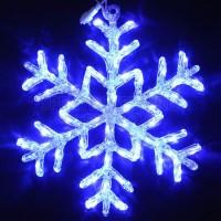 Снежинка световая (0.4 м) RL-SF40-B RichLED