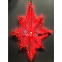 Снежинка световая (0.4 м) RL-ST60-R RichLED