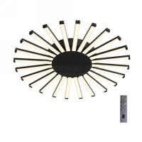 Светодиодная люстра с пультом управления PARALLELI SL839.412.24 ST Luce