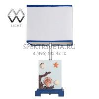 Настольная лампа декоративная Маяк 470031101 MW-LIGHT