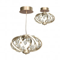 Светодиодная подвесная/потолочная люстра Savory 2564-3PC Favourite