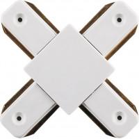 Коннектор Х-образный для шинопровода 10330 LD1002 Feron