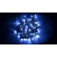 Гирлянда линейная 32315 CL07 40м статичное свечение синий Feron
