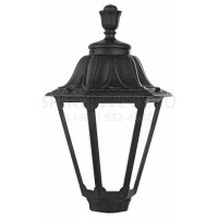 Уличный светильник на столб Rut E26.000.000.AYF1R Fumagalli
