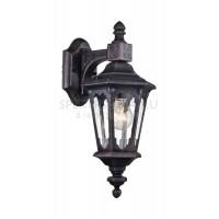 Уличный настенный светильник Oxford S101-42-01-B MAYTONI