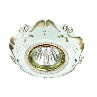 Встраиваемый точечный светильник FORZA 370315 NOVOTECH