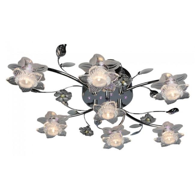 Светодиодная люстра с пультом OML-14407-07 OMNILUX