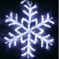 Снежинка световая (0.4 м) RL-SF40-W RichLED