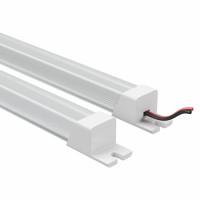 Светодиодная лента в PVC профиле с прямоугольным рассеивателем 409124 Lightstar