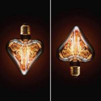 Лампа накаливания E27 40W прозрачное 2740-H Loft IT