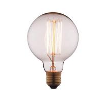 Лампа накаливания E27 40W прозрачная G9540 Loft IT