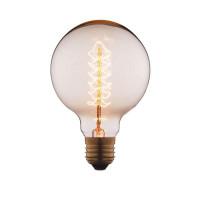 Лампа накаливания E27 40W прозрачная G9540-F Loft IT