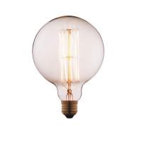 Лампа накаливания E27 60W прозрачная G12560 Loft IT