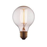 Лампа накаливания E27 60W прозрачная G8060 Loft IT