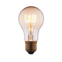 Лампа накаливания E27 60W прозрачная 1004-SC Loft IT