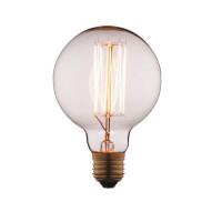 Лампа накаливания E27 60W прозрачная G9560 Loft IT