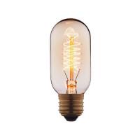 Лампа накаливания E27 40W прозрачная 4540-S Loft IT