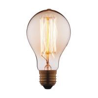 Лампа накаливания E27 60W прозрачная 7560-SC Loft IT