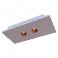 Потолочный светодиодный светильник Architect OL1072-WG/2 Loft IT