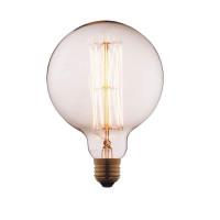 Лампа накаливания E27 40W прозрачная G12540 Loft IT