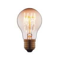 Лампа накаливания E27 60W прозрачная 7560-T Loft IT