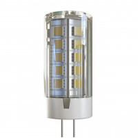 Лампа светодиодная 4W G4 2800K 7030 Voltega