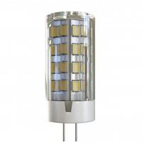 Лампа светодиодная 5W G4 2800K 7032 Voltega