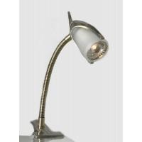 Настольная лампа на прищепке  LST-3924-01 Lussole