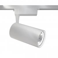 Трековый светодиодный светильник TR003-1-40W3K-W Maytoni