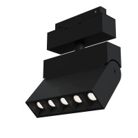 Трековый светодиодный светильник Track lamps TR015-2-10W3K-B Maytoni