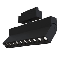 Трековый светодиодный светильник Track Lamps TR015-2-20W3K-B Maytoni