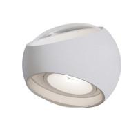 Уличный настенный светодиодный светильник Stream O032WL-L6W3K Maytoni