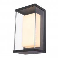 Уличный настенный светильник Baker Street O021WL-L10B4K Maytoni