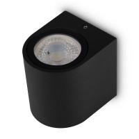 Уличный настенный светильник Maytoni Slat O044WL-01B
