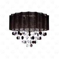 Люстра потолочная хрустальная 244018910 MW-LIGHT