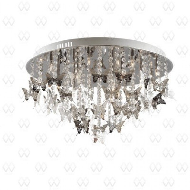 Люстра потолочная 394010318 MW-LIGHT