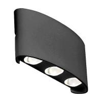 Уличный настенный светодиодный светильник Bisello SL089.401.06 ST Luce