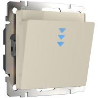 Электронный карточный выключатель (слоновая кость) WL03-01-03 Werkel