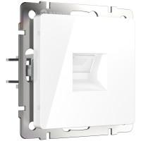 Розетка Ethernet RJ-45 (белая) WL01-RJ-45 Werkel