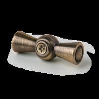 Ручка выключателя 2 шт. (бронза) Ретро WL18-20-01 Werkel
